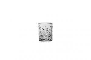 Set 6 Bicchieri Timeless Liquore in Vetro CL 6 cm.6,2h diam.4,9