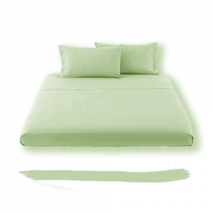 Lenzuola di sopra Letto NEW COLLECTION  cotone Italia - Felce HAPPIDEA