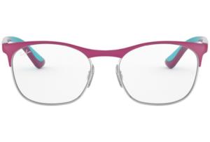 Ray Ban - Occhiale da Vista Bambina, Junior Optical, Violet - Green Water RY1054 4071 C47