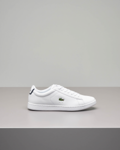 Sneakers bianche in pelle Carnaby Evo