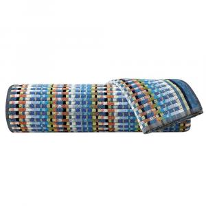 Set Asciugamani Missoni 1 asciugamano + 1 ospite WALBERT 170 toni freddi