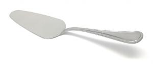 Pala da dolce torta placcato argento stile Inglese cm.23,7x5