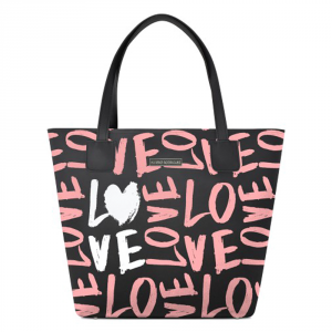 Shopping Alviero Rodriguez LETTERING LOVE SHOPPER DELUXE LL Unico