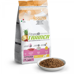 Trainer Fitness 3 Puppy Medium/Maxi No Gluten 12.5kg