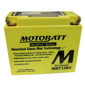 BATTERIA MOTOBATT MBT12B4 12V 11AH E06016