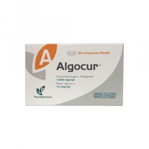 ALGOCUR - INTEGRATORE A BASE DI CURCUMA FITOSOMA E PEPE NERO