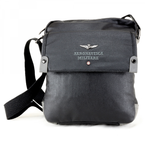 Shoulder bag Aeronautica Militare CITY AM-332 NERO