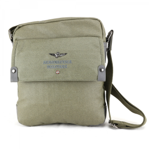 Shoulder bag Aeronautica Militare CITY AM-332 KAKI