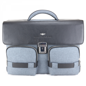 Sac business Aeronautica Militare URBAN AM-323 GRIGIO