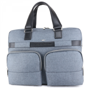 Sac business Aeronautica Militare URBAN AM-322 GRIGIO