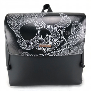 Sac à dos Alviero Rodriguez ABSTRACT SKULL ZAINETTO AS Unico