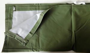Grembiule In PVC Verde