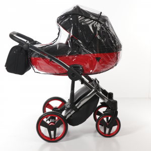 Junama - Trio Diamond S Line Red/Black 2019