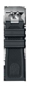 Cinturino in gomma PU - 24mm