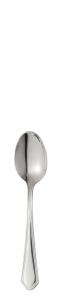 Cucchiaio caffè in acciaio 18 10 stile Venezia cm.13,5x3