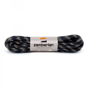 ZAMBERLAN® REPLACEMENT ROUND BOOT LACES      -    Black / Grey / Beige