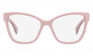 Moschino - Occhiale da Vista Donna, Pink MOS510 35J  C53