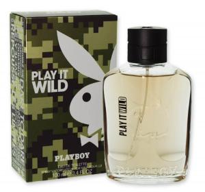 Eau de Toilette Playboy Play It Wild
