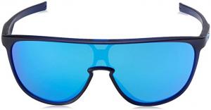 Oakley - Occhiale da Sole Uomo, Trillbe™, Matte Translucent Blue/Sapphire Iridium  OO9318 931808  C134