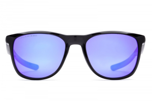 Oakley - Occhiale da Sole Uomo, Trillbe™ X, Black Ink/Violet Iridium Polarized OO9340 934003  C52