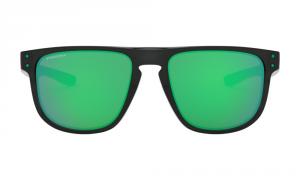 Oakley - Occhiale da Sole Uomo, Holbrook™ R, Black Ink/Green Prizm Jade  OO9377 937703  C55
