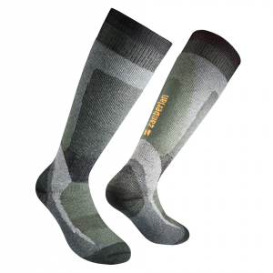 ZAMBERLAN® THERMAL HIKING SOCKS   -   Thermo Forest Wool   -   High Cut