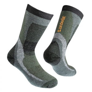 ZAMBERLAN® THERMAL HIKING SOCKS   -   Thermo Forest Wool   -   Low Cut