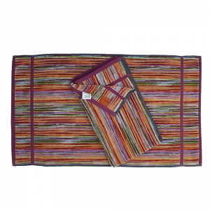 Missoni Asciugamano Viso e Ospite Maxi RONAN 159 multicolore
