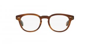 Oliver People's - Occhiale da Vista Uomo, Sheldrake, Semi-matte Raintree/Light Brown OV5036 1579 C49
