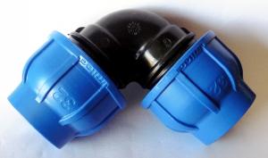 Gomito compresso varie misure Irritec