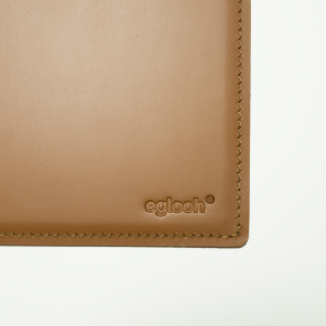 Desk Pad Mercurio Orange Brown