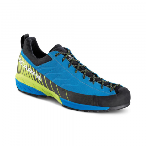 MESCALITO   -   Technical approach, via ferratas,  mountain hikes   -   Vivid Blue-Green Tender