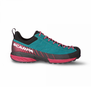 MESCALITO WMN   -   Technical approach, via ferratas,  mountain hikes   -   Tropical Green-Rose Red