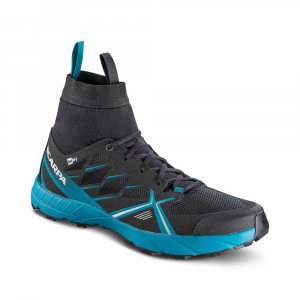 SPIN PRO OD   -   Trail running, leggera per corse off-road   -   Black-Blue Bay