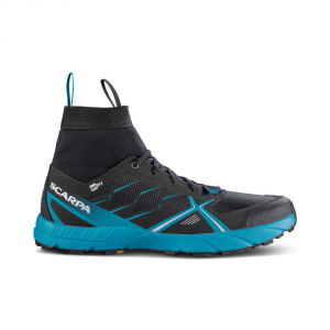 SPIN PRO OD   -   For off-road trails and wet terrain   -   Black-Blue Bay
