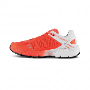 SPIN ULTRA WMN    -   Trail Running per lunghe distanze   -   Bright Red-White