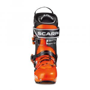 MAESTRALE   -   Sci alpinismo di precisione   -   Orange-Anthracite