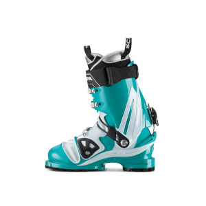 TX PRO WMN   -   For the most trendy telemarks   -   Emerald-Ice Blue