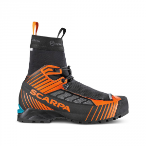 RIBELLE TECH OD   -   Alpinismo tecnico veloce, ultraleggero   -   Black-Orange