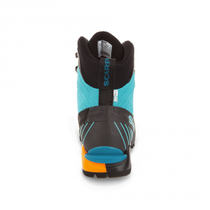 RIBELLE OD WMN   -   Lightweight for fast and light mountaineering, via ferratas   -   Ceramic-Black