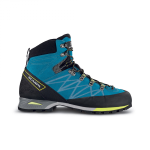 MARMOLADA PRO  OD   -   Trekking boot for alpine hikes, via ferratas   -   Abyss-Lime