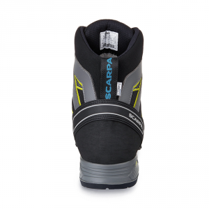 MARMOLADA TREK OD   -   Trekking boot for alpine hikes, via ferratas   -   Shark-Lime