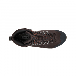 ZG PRO GTX   -   Trekking per escursioni di più giorni, Impermeabile   -   Dark Coffee-Rust