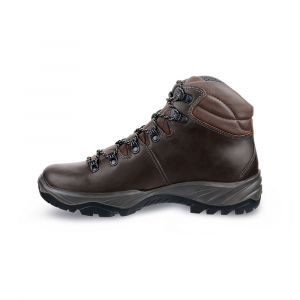 TERRA GTX   -   For hiking on paths with lightweight backpacks   -   Brown