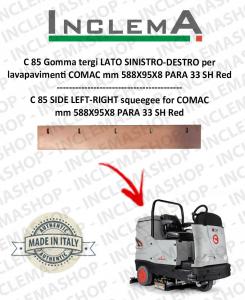 C 85 Paraspruzzi LATO SINISTRO-DESTRO per lavapavimenti COMAC
