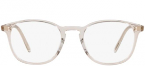 Oliver People's - Occhiale da Vista Unisex, Finley Vintage, Black Diamond Grey OV5397U 1669  C49