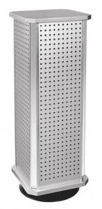 Espositore portachiavi girevole cm.24x24x67h