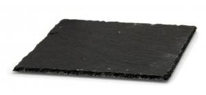 Piatto rettangolare da portata in ardesia cm.40x30