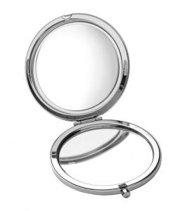 Specchietto da borsa cm.7,5x7,5x2h