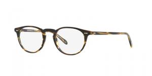 Oliver People's - Occhiale da Vista Unisex, Riley-R, Cocobolo OV5004 1003  C47
